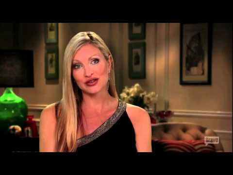 Ladies of London Caprice Bourret house tour
