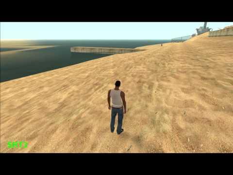 GTA San Andreas - RoSa Project Vs HRT 1.3 Vs SRT3 Textures Comparison In HD