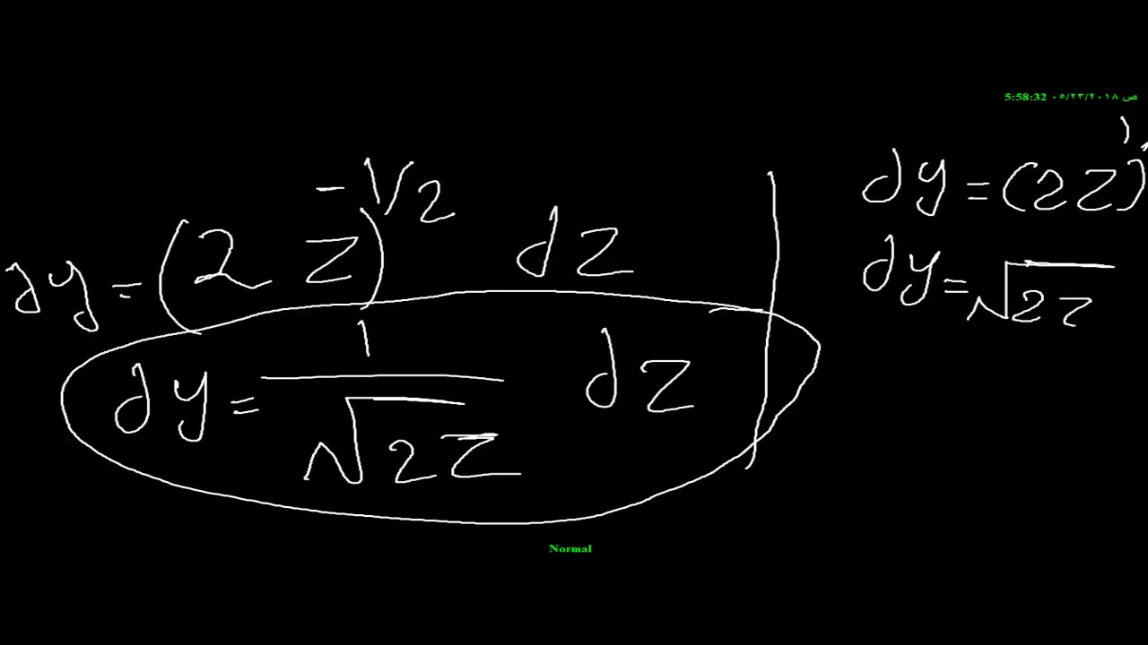 1- proof that normal distribution (p d f) mathematical statistics