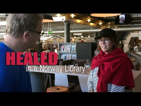 Street Healing Scandinavia - Denmark and Norway