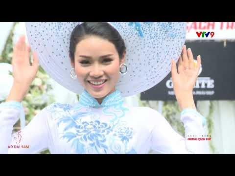 Bộ sưu tập áo dài quyến rũ của Tommy Nguyễn - Phong Cách Trẻ