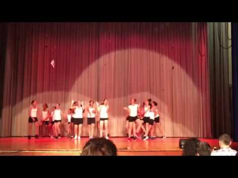 """East Fordham Academy For The Arts End Of The Year Show """"JUMP"""" ft.8 graders"""