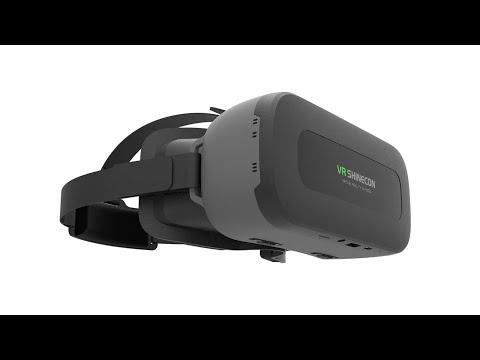 Unboxing ochelari VR SHINECON