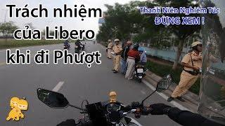 TỐC ĐỘ và TRÁCH NHIỆM của Libero khi đi Phượt - Xe Ôm Vlog