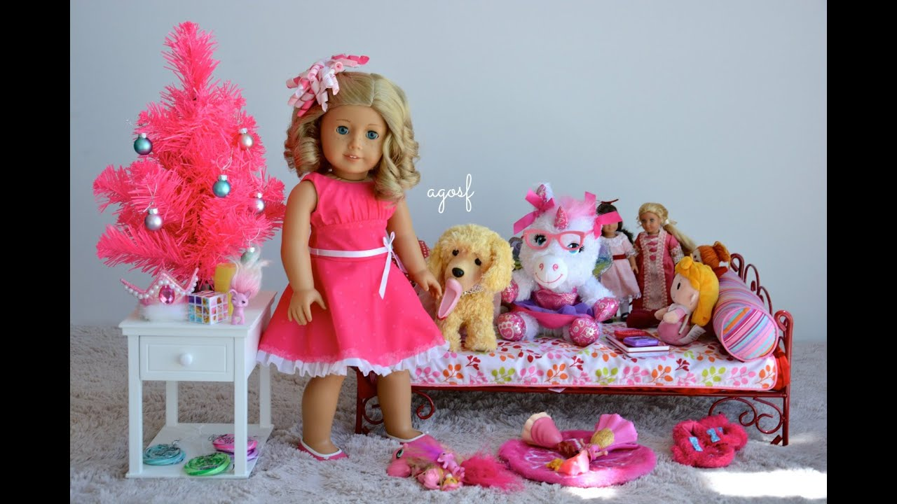 Rooms To Go Bedroom Set How To Pack For Your American Girl Doll Poppy Style Hd