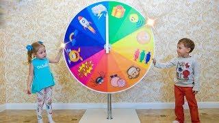 Nastya 그리고 마술 바퀴