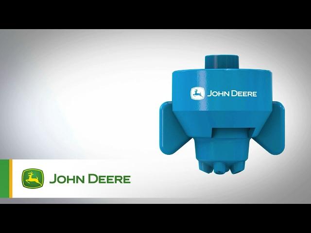 Buses de pulvérisation John Deere - STC