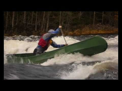 Whitewater Canoeing in Norway - Norge