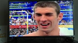 Michael Phelps 200M Freestyle - 2008 Olympics