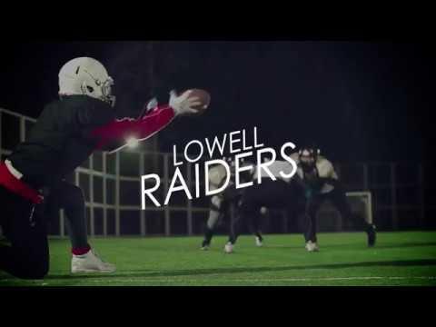 Peabody Lacrosse vs  the Lowell Raiders -- May 21, 2018