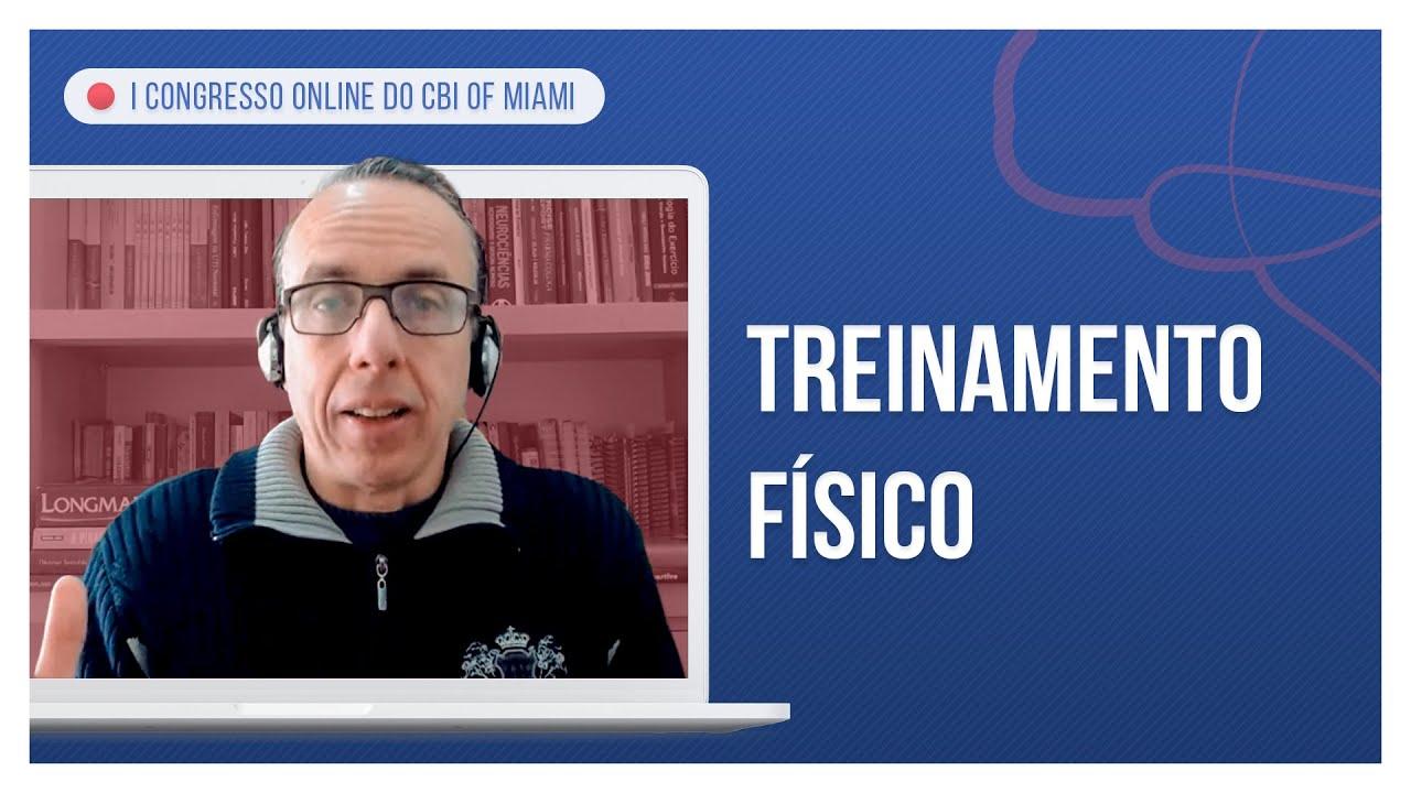 Frederico Lima - Treinamento Físico