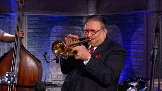 Stephen and Arturo Sandoval Have A Trumpet Off