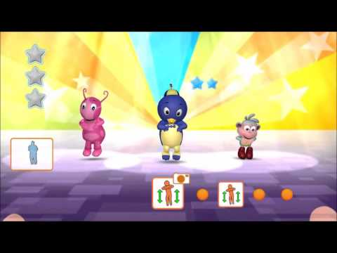 Nickelodeon Dance The Backyardigans Theme Song
