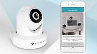 Amcrest WiFi IP Cameras  New Location Setup