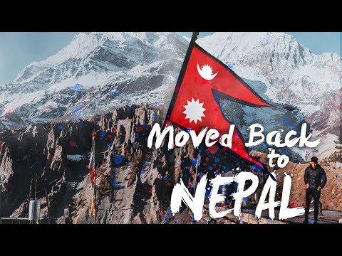 back home - Nepal
