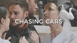 Fitz & Simmons ► Chasing Cars [+5x06]
