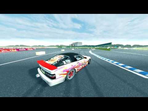 [LFS] Solo Drift #1   Mouse   Syrex