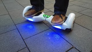 Hoverboard aneb Kolonožka
