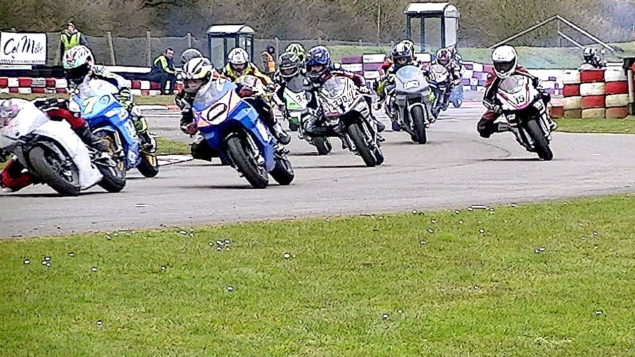 Motorbike Racing for Kids from Age 9+, Cool FAB 2018 Rd 1, Pt 5 ...