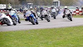 Motorbike Racing for Kids from Age 9+, Cool FAB 2018 Rd 1, Pt 5 MiniGP70