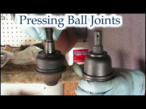 Learn How To Replace Ball Joints On A Cadillac Escalade – Love the Smooth Ride Again