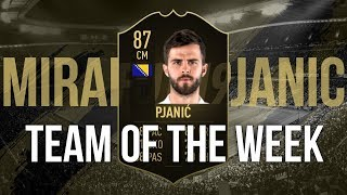 FIFA 19 - INFORM PJANIC (87) PLAYER REVIEW