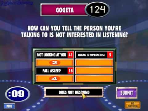 Family Feud - Play Free Online Games