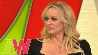 Stormy Daniels Fears for Her Life Due to Her Alleged Affair With Donald Trump | Loose Women