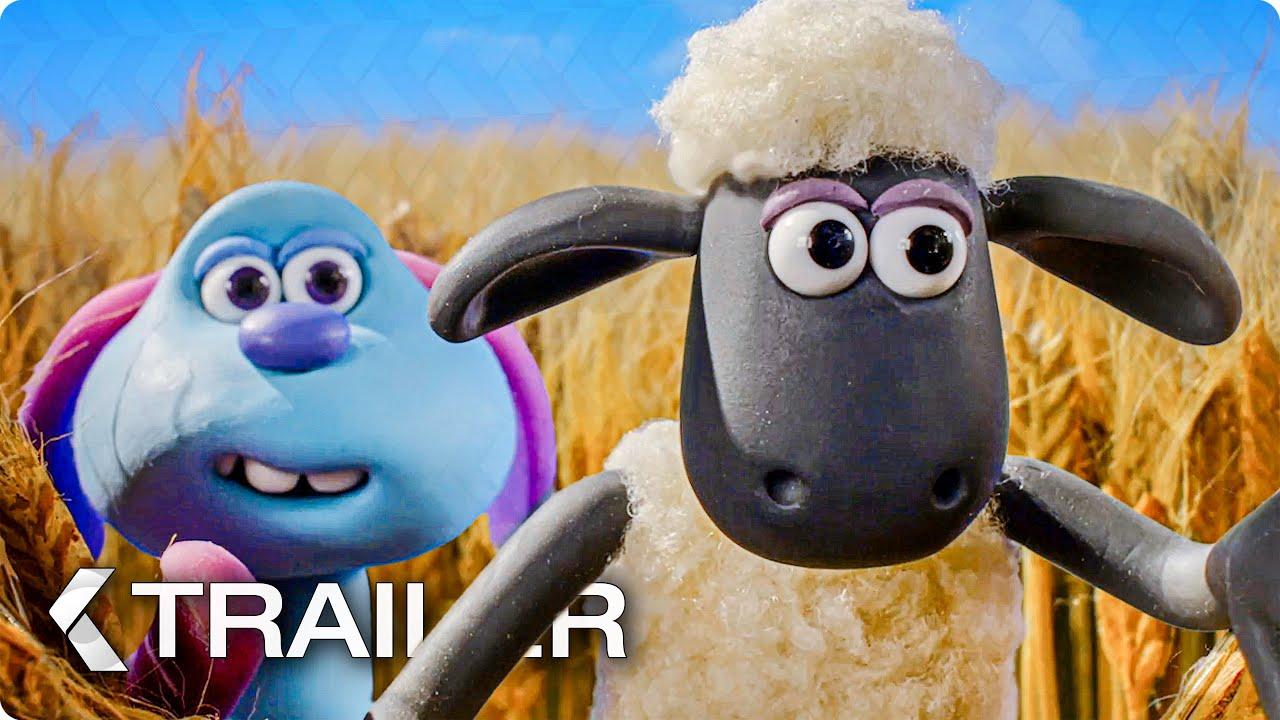 Shaun Das Schaf 2 Ufo Alarm Trailer 2 German Deutsch 2019 Youtube