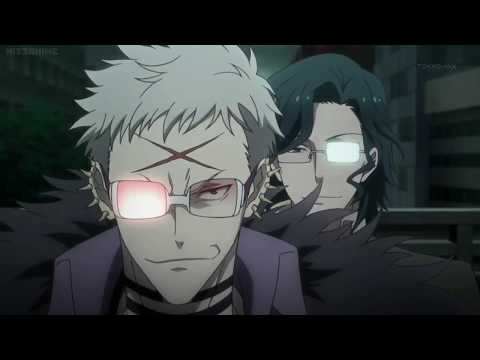 Tokyo Ravens-Ohtomo Jin vs Kagami Reiji