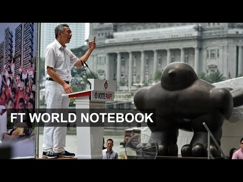 Singapore's social media election | FT World Notebook
