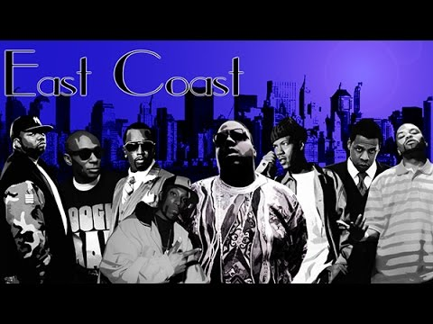 East Coast Hip Hop Playlist The Greatest Rappers Notorious Big Fat Joe KRS One L  Craig Mack