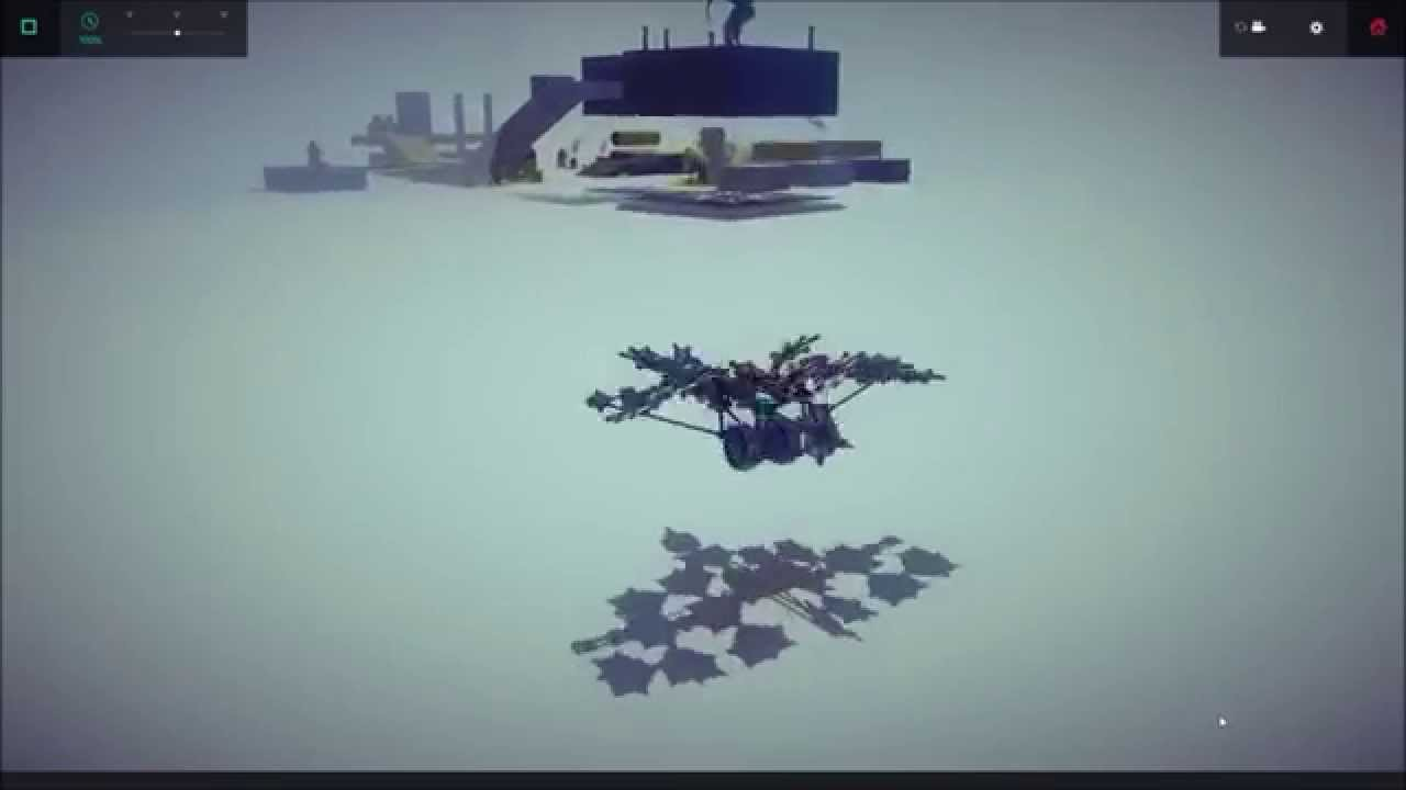 how to build a plane in besiege