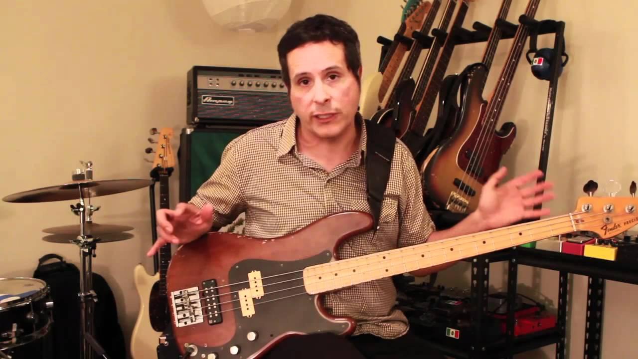 Basses 1978 Fender Precision Youtube Bass Wiring Diagram
