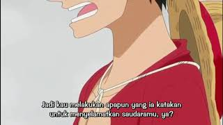 Kekuatan Kata Mutiara Monkey D Luffy One Piece Youtube