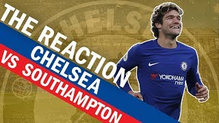 Download Video Marcos Alonso's Worldie Free-Kick Gives Chelsea The Win Over Southampton | The Reaction MP3 3GP MP4