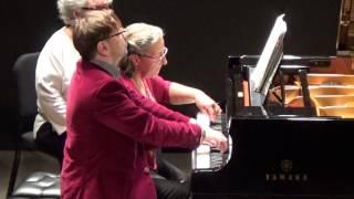 DUO ROMANTIKA plays Gershwin - Rhapsody in Blue