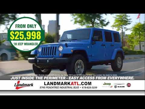 Landmark Dodge Chrysler Jeep Ram Atlanta 4 Wheelin Dealin