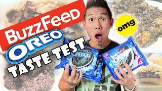 OREO BUZZFEED FOOD Recipes Taste Test - Life After College: Ep. 470 thumbnail