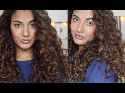 tutorial boucler ses cheveux sans chaleur easy no heat curls youtube. Black Bedroom Furniture Sets. Home Design Ideas
