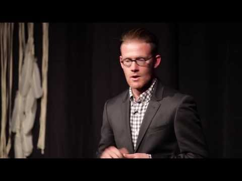 Making difference count: Jonathan Mooney at TEDxOlympicBlvdWomen