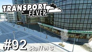 TRANSPORT FEVER S3/#92: Neue Gebäude für Frankfurt [Let