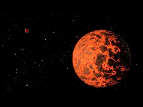 Annonce de NASA: Sept planètes de la taille de la Terre autour d'une petite étoile (Direct du 22.02)