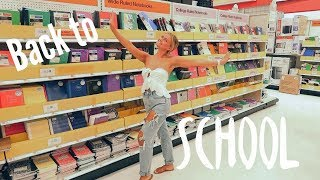 BACK TO SCHOOL SUPPLIES SHOPPING 2019 | COLLEGE EDITION
