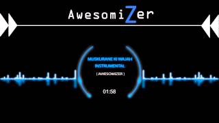 Muskurane ki wajah Instrumental - City Lights [AwesomiZer]