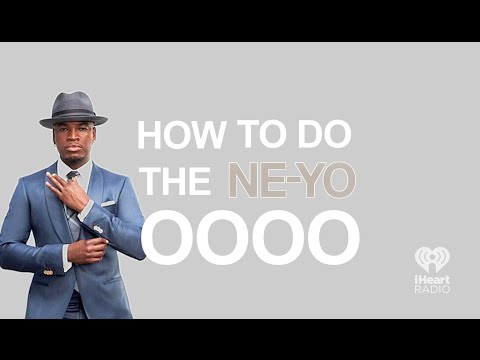 Ne-Yo Shows How to Sing Like Him | A Smooth Interview