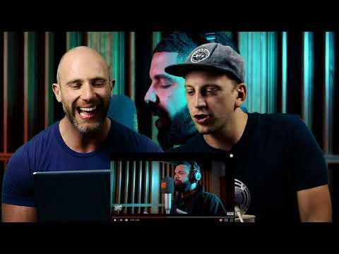 Drake - Behind Barz | Link Up TV METALHEAD REACTION TO HIP HOP!!!