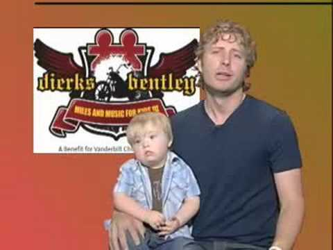 Dierks Bentley S Miles And Music For Kids Youtube