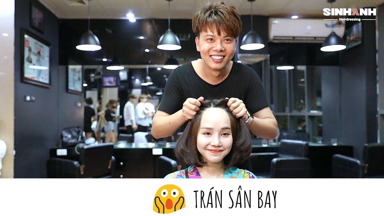 TRÁN SÂN BAY PHẢI LÀM SAO??? – Sinh Anh Hair Salon