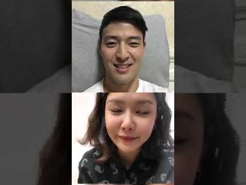 James (@jamesjhl) With Girl's Generation Sooyoung (@hotsootuff) IG LIVE | March 02, 2018